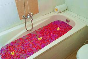 Agus Beach Inn Bali - Bathtub only deluxe