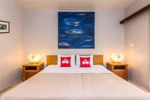 ZenRooms Ubud Jalan Andong Bali - Tempat Tidur Double