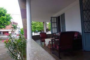 Ndalem Suwarno Yogyakarta - Eksterior