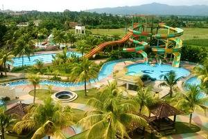 Greenotel  Cilegon  - Taman Air