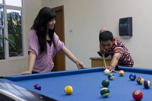 Yasmin Resort Puncak - Billiard