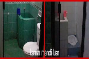 Sulfat Homestay Syariah Bumbing - Kamar mandi