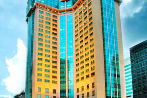 Hotel Menara Peninsula Jakarta - BUILDING