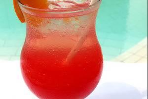 Hotel Menara Peninsula Jakarta - Fresh juice