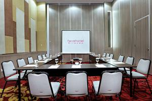 favehotel Cilacap - Meeting Room