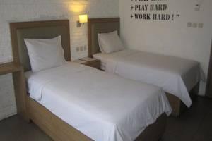 Maxley Hotel @ Pluit Jakarta - Kamar tamu