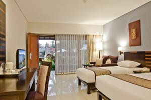 Bali Rani Hotel Bali - Kamar Deluxe Keluarga