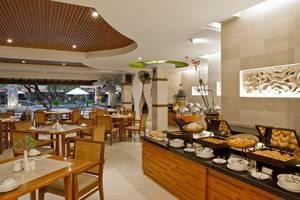 Bali Rani Hotel Bali - Restoran / Makan Pagi Prasmanan