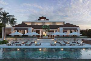 The Tamarind Resort - Nusa Lembongan