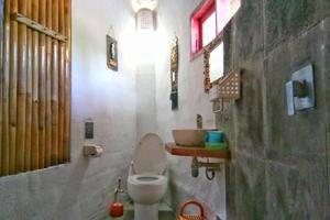Rumah Warna Bali Bali - Kamar mandi
