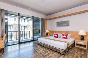 ZEN Premium Uluwatu Complex Bali - Tampak keseluruhan