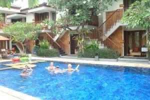 Rama Garden Hotel Bali - Main Pool