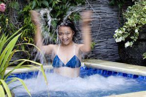 Rama Garden Hotel Bali - Jacuzzi