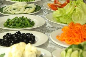 Rama Garden Hotel Bali - Salad Sarapan