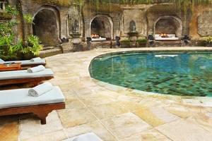 Warwick Ibah Hotel Luxury Villa and Spa Bali - Kolam Renang