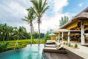 Calma Ubud Bali - Kolam Renang