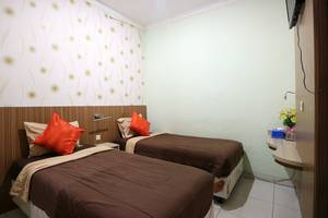 Galaxy Hotel and Convention Yogyakarta - room 1