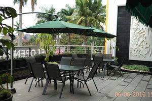Malang City Boulevard Homestay & Restaurant Malang - balkon