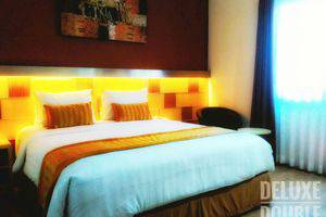 Ruby Hotel Syariah Bandung - Kamar Deluxe Double