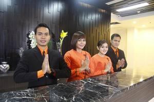 The Sun Hotel Madiun - Receptionist