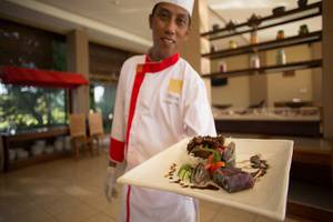 The Jayakarta Suites Komodo Flores - Chef Menu Suggestion