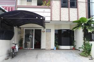 Bantal Guling Pasar Baru - Luar Hotel