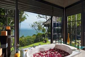 The Villas at Ayana Bali - One Bedroom Ocean Front Cliff Villa