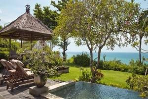 The Villas at AYANA Resort, BALI - Two Bedroom Ocean Front Villa