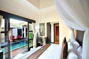 Grand La Villais Villa and Spa Bali - Kamar tamu