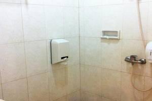 Hotel Bintang Lima Pekanbaru - Kamar mandi
