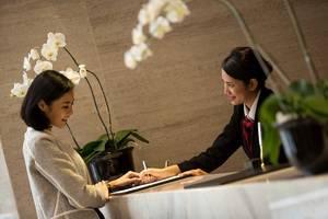 Hotel Santika Premiere Hayam Wuruk - Reception