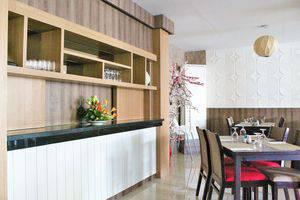 ZenRooms G Bawakaraeng 121 Makassar - Restoran