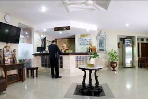 Hotel Mataram 2 Yogyakarta - resepsionis