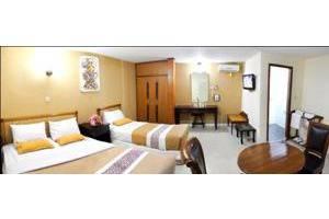 Hotel Mataram 2 Yogyakarta - deluxe family room