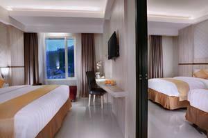 Aston Lampung City Hotel Bandar Lampung - Connecting Room