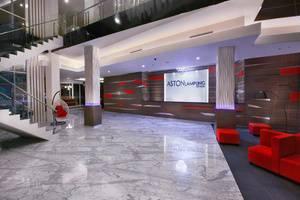 Aston Lampung City Hotel Bandar Lampung - Lobi