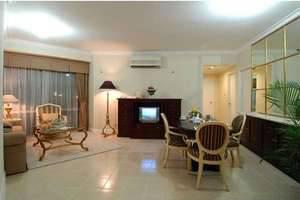 Batavia Serviced Residence Jakarta - Ruang tamu