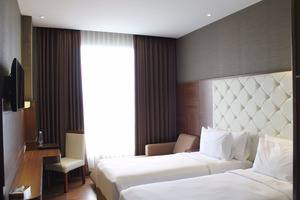 Grand Tebu Hotel by Willson Hotels Bandung - Superior Twin