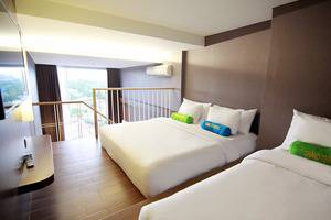 Grand Tebu Hotel by Willson Hotels Bandung - Family Loft Room