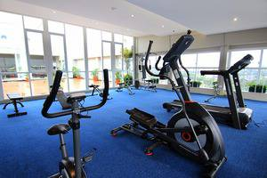 Grand Tebu Hotel by Willson Hotels Bandung - Fitnes