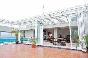 Grand Tebu Hotel by Willson Hotels Bandung - Arround Pool