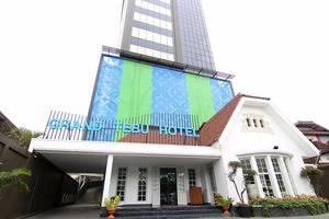 Grand Tebu Hotel by Willson Hotels Bandung - Hotel Tampak Depan