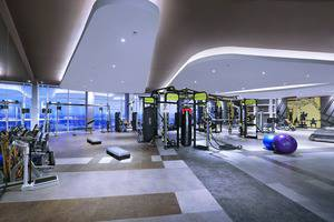 Grand Zuri Palembang - Gym