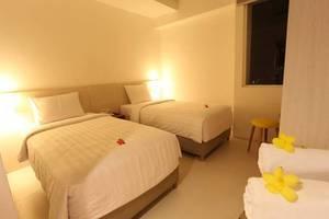 Hotel Fovere Bandara Semarang Semarang - Kamar tamu