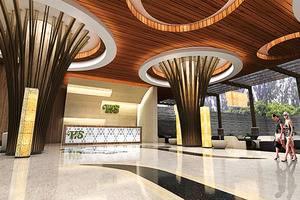 Hotel Santika Banyuwangi - Lobi