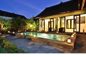 Antara Villas Bali - Kolam Renang