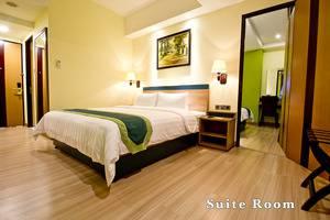 Green Batara Hotel Bandung - Corner Executive