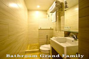 Green Batara Hotel Bandung - Bathroom Grand Family