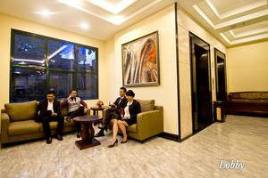 Green Batara Hotel Bandung - Lobby