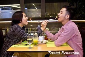 Green Batara Hotel Bandung - Teratai Restaurant
